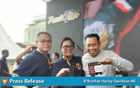 B'Brother Harley Davidson MC