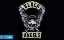 Riding Bersama Para Senior Black Angels MC Indonesia