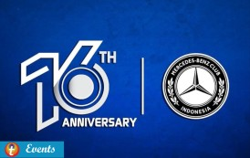 16Th Anniversary Mercedes-Benz Club Indonesia