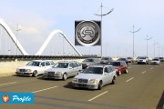 Fenomena Mobil Station Wagon Bersama Mercedes-Benz Star Wagon Owners Indonesia