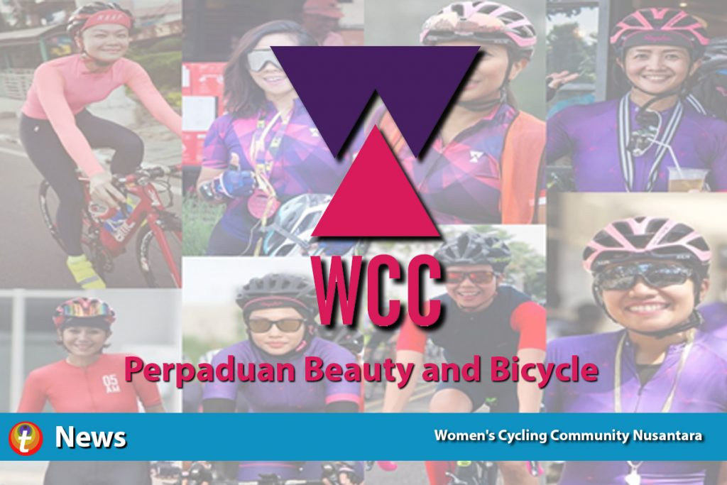Women Cycling Community Nusantara 1