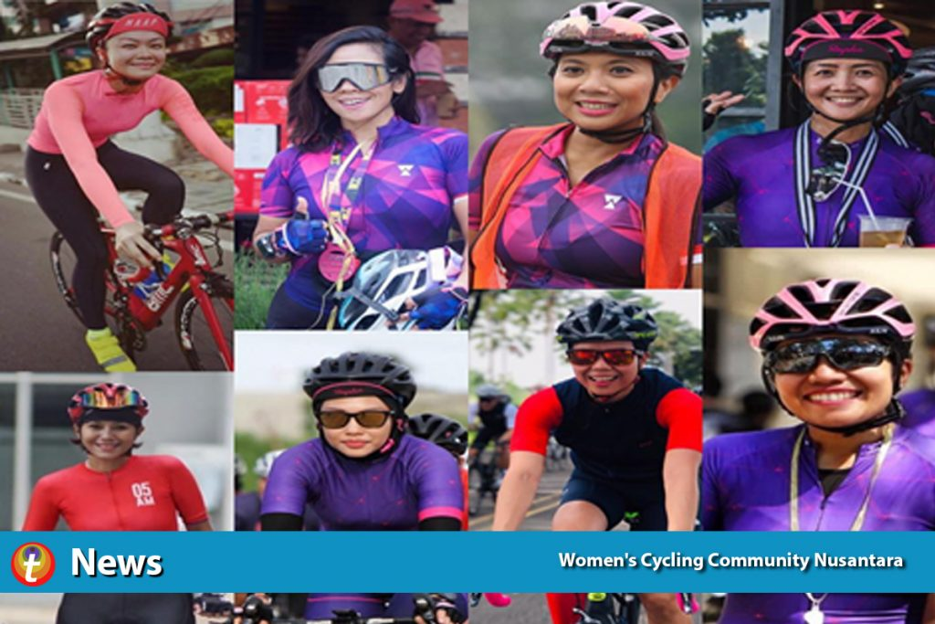 Women Cycling Community Nusantara 4