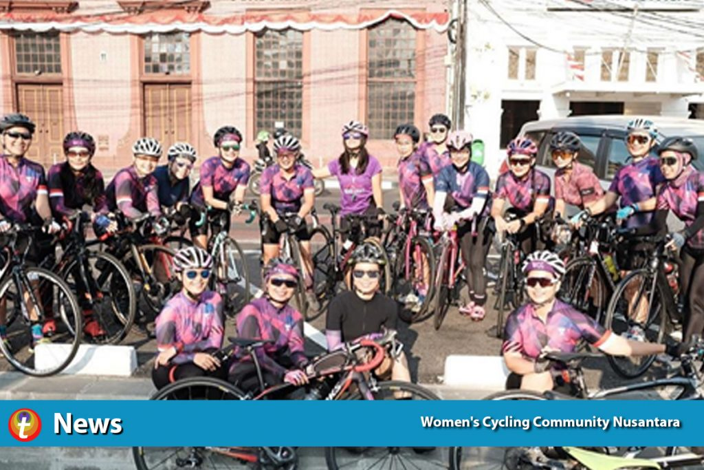 Women Cycling Community Nusantara 5