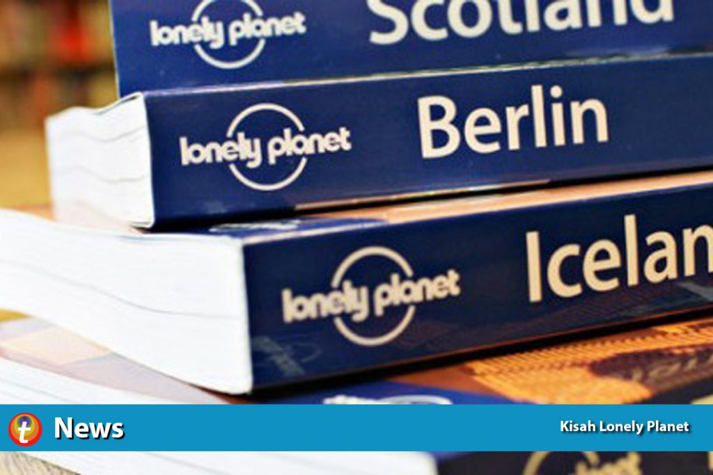 lonely planet travel guide 3