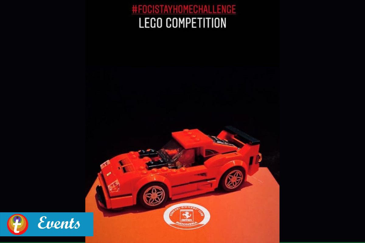 FOCI Stay Home Challenge Lego Competition