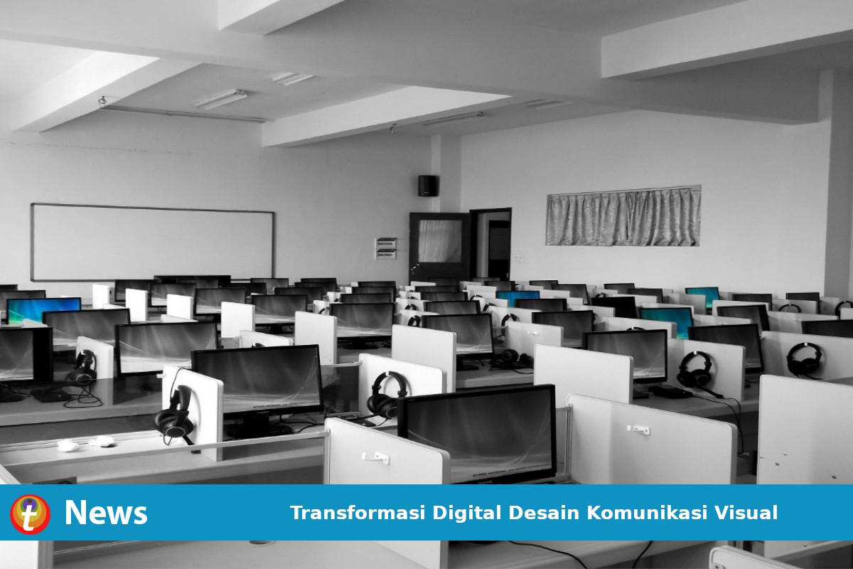 Transformasi Digital Desain Komunikasi Visual Di Tengah Pandemi