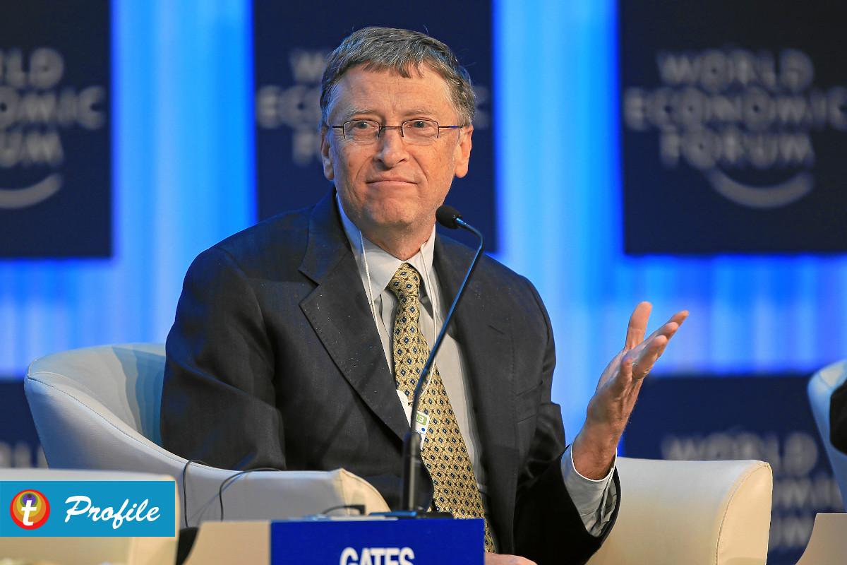 Bantuan Donasi Bill Gates