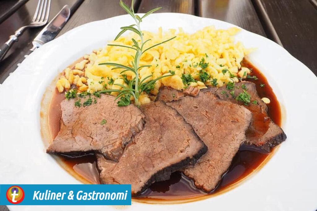 german kuliner sauerbratin