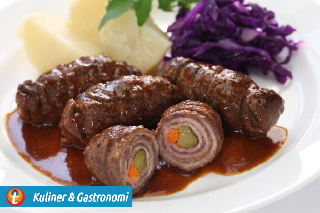 german kuliner rulade