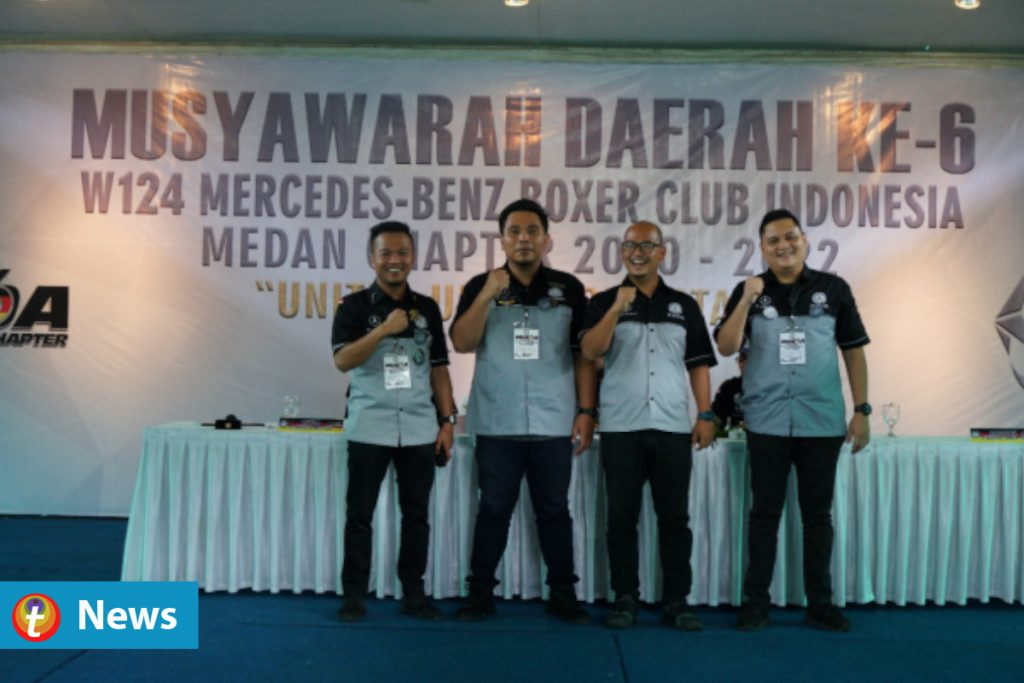 W124 MBCI Medan 4