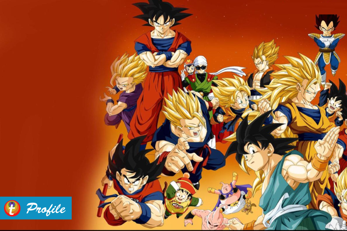 Nostalgia Dragon Ball Bersama The Saiyan Indonesia