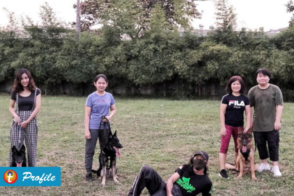 Indonesian German Shepherd Club 5