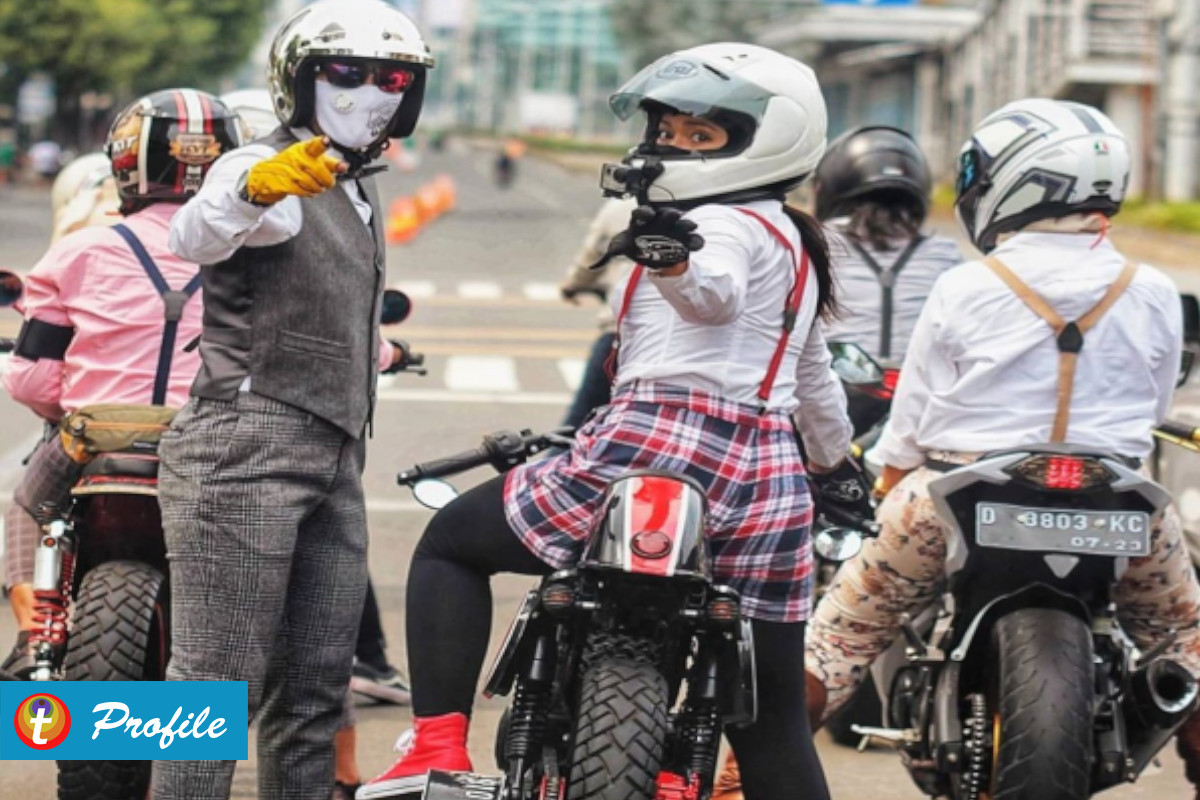 Lady Bikers Indonesia 2