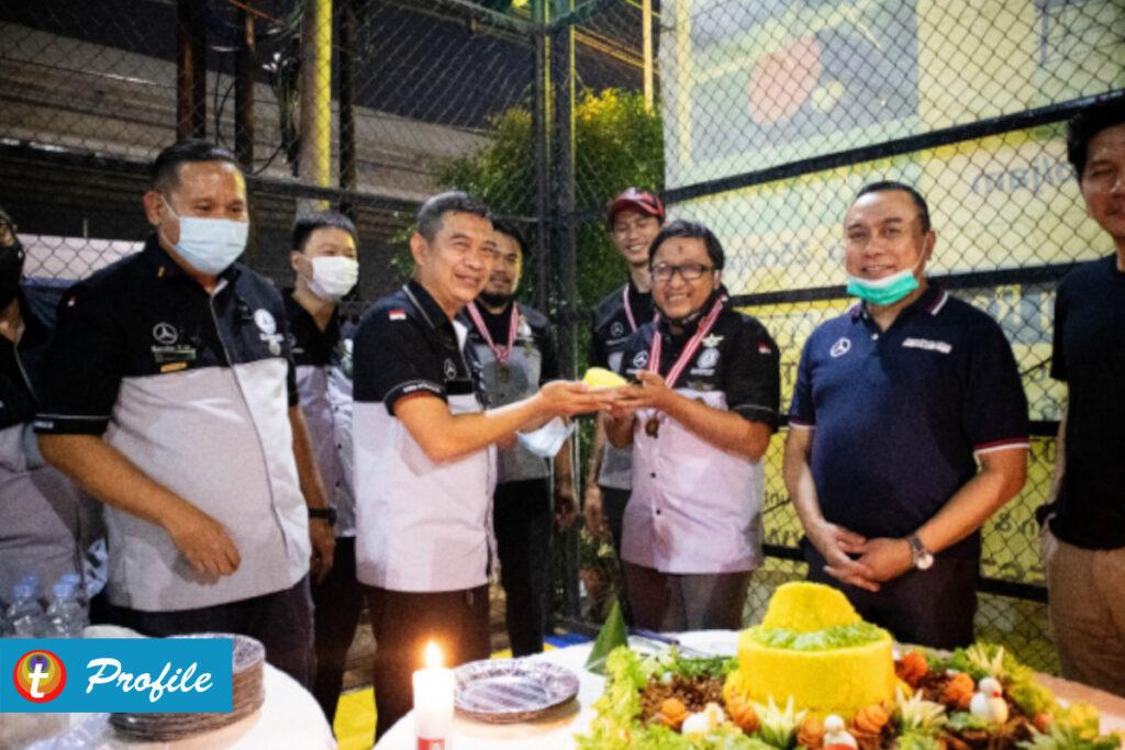 Single Touring Jawa - Sumatera MBCI W124 Bandung Chapter 5