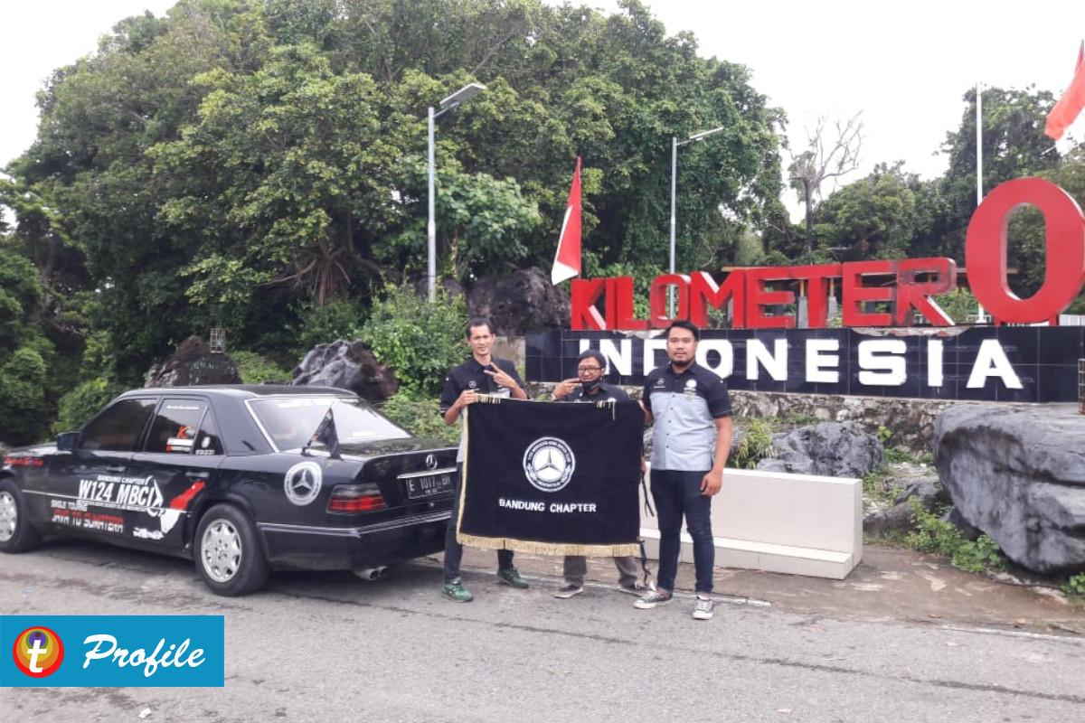 Single Touring Jawa - Sumatera MBCI W124 Bandung Chapter 6