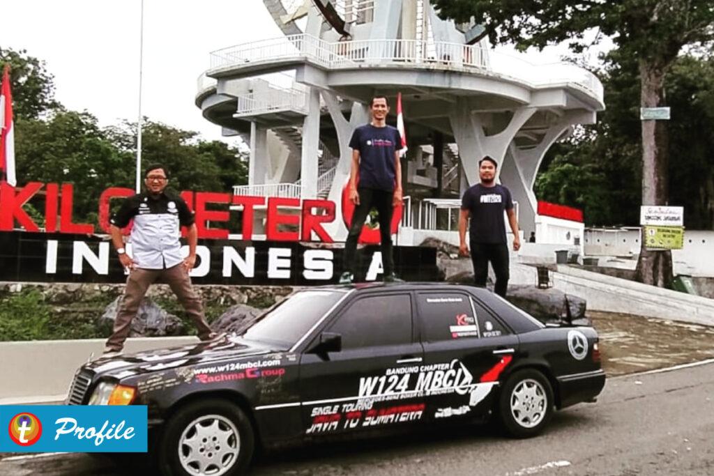 Single Touring Jawa - Sumatera MBCI W124 Bandung Chapter 7