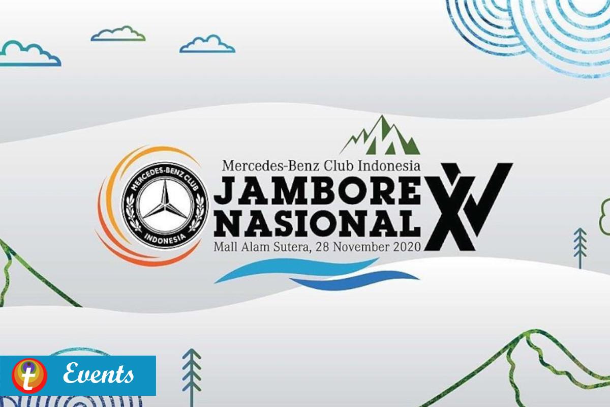 Jambore Nasional Mercedes-Benz Club Indonesia ke-15 1
