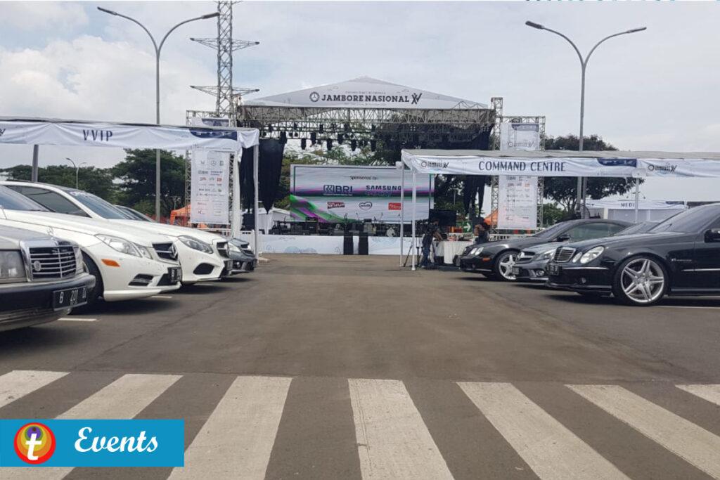 Jambore Nasional Mercedes-Benz Club Indonesia ke-15 2