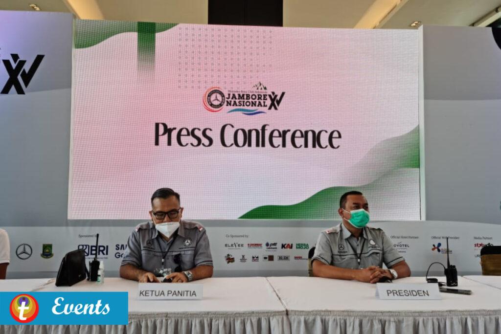 Jambore Nasional Mercedes-Benz Club Indonesia ke-15 3