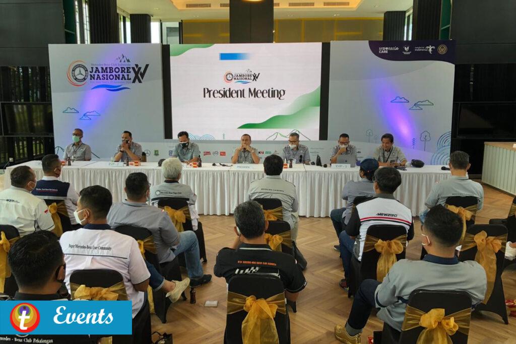 Jambore Nasional Mercedes-Benz Club Indonesia ke-15 4