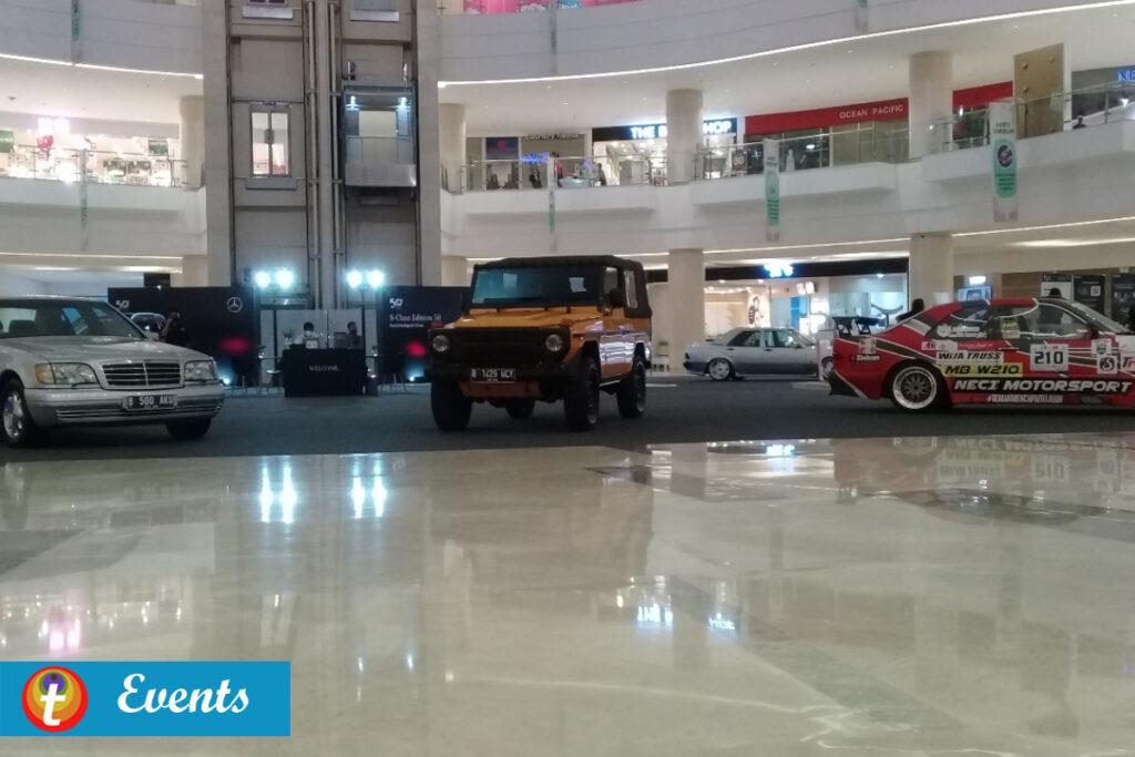 Jambore Nasional Mercedes-Benz Club Indonesia ke-15 5