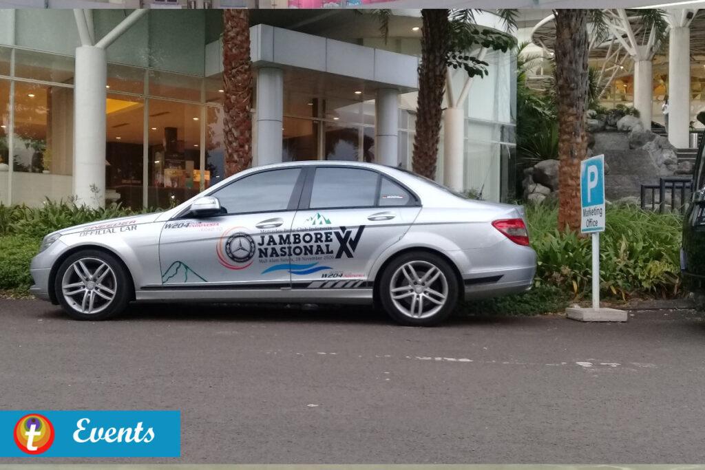 Jambore Nasional Mercedes-Benz Club Indonesia ke-15 6