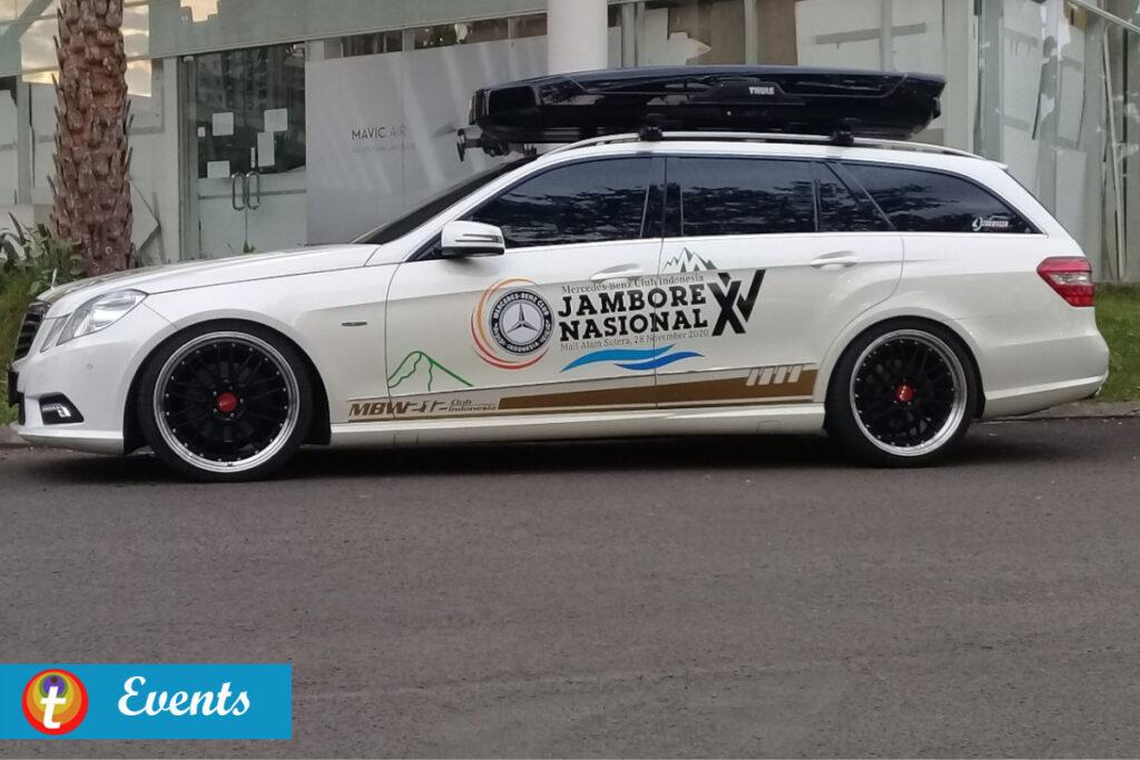 Jambore Nasional Mercedes-Benz Club Indonesia ke-15 7