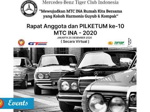 Pemilihan Ketum Mercedes-Benz Tiger Club