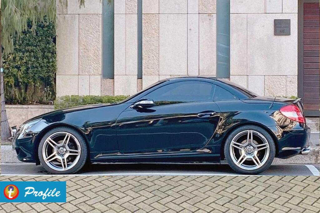 Mercedes-Benz SLK Club Indonesia 2