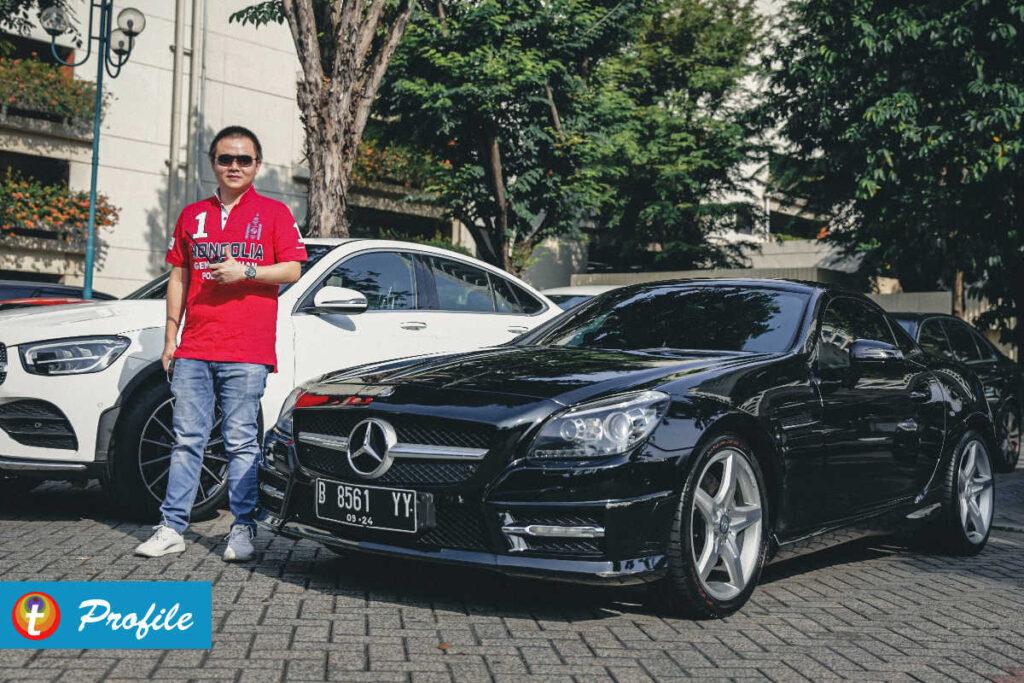 Mercedes-Benz SLK Club Indonesia 3