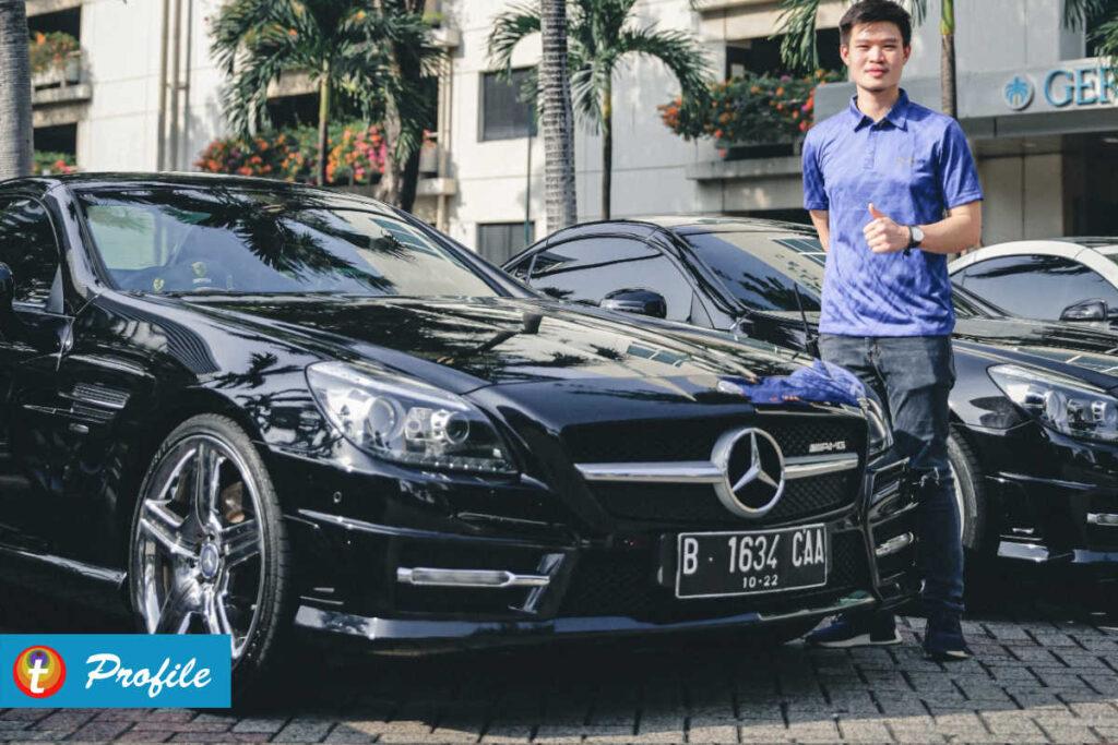 Mercedes-Benz SLK Club Indonesia 4