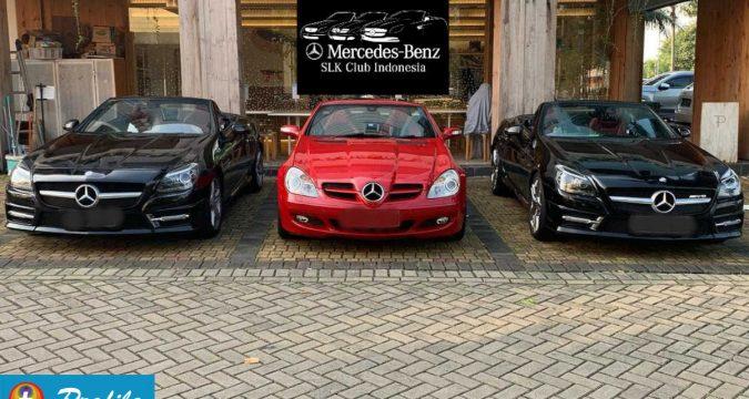 Mercedes-Benz SLK Club Indonesia