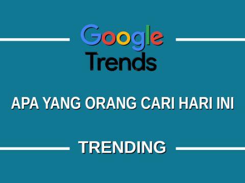 trending jumat
