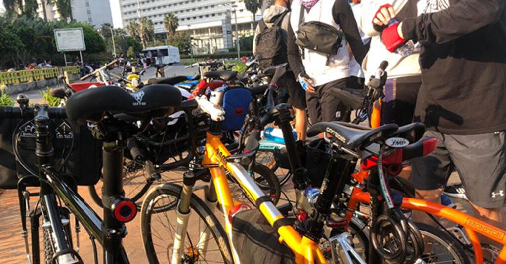 komunitas 301 Cycling Club Jakarta 2