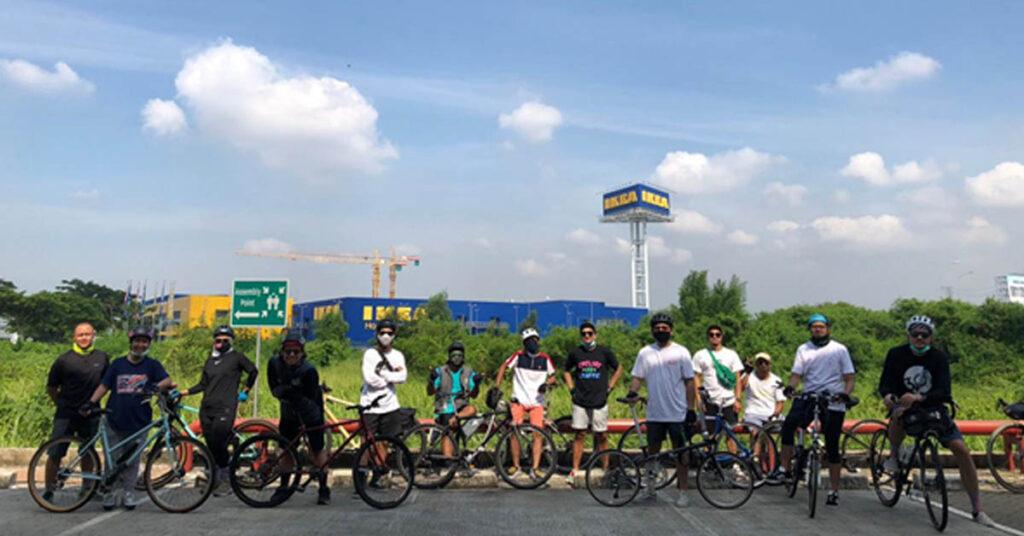 komunitas 301 Cycling Club Jakarta 8