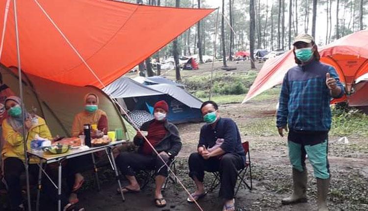 komunitas travel Komunitas Kemah Keluarga Indonesia 5