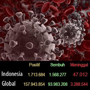 pandemi covid19 210510