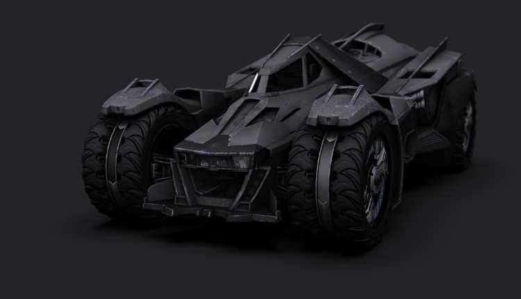 transformasi mobil batman 5